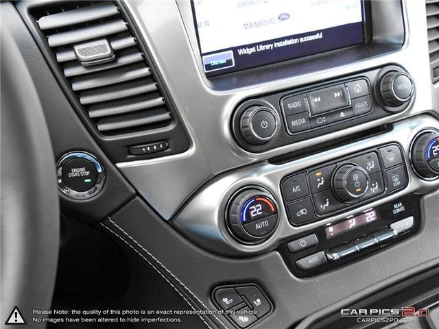 2018 Chevrolet Suburban Premier (Stk: T8K022) in Mississauga - Image 20 of 27