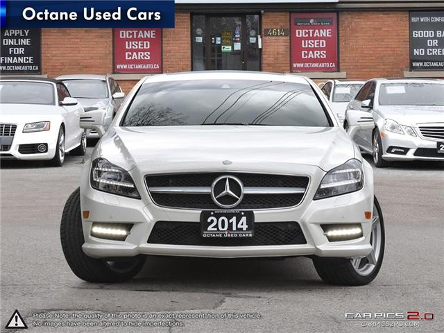 2014 Mercedes-Benz CLS-Class Base (Stk: ) in Scarborough - Image 2 of 26