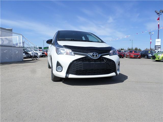 2016 Toyota Yaris SE (Stk: 6906) in Moose Jaw - Image 3 of 21