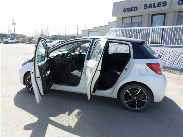 2016 Toyota Yaris SE (Stk: 6906) in Moose Jaw - Image 12 of 21
