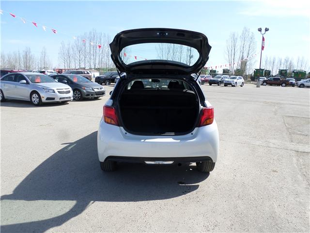 2016 Toyota Yaris SE (Stk: 6906) in Moose Jaw - Image 20 of 21