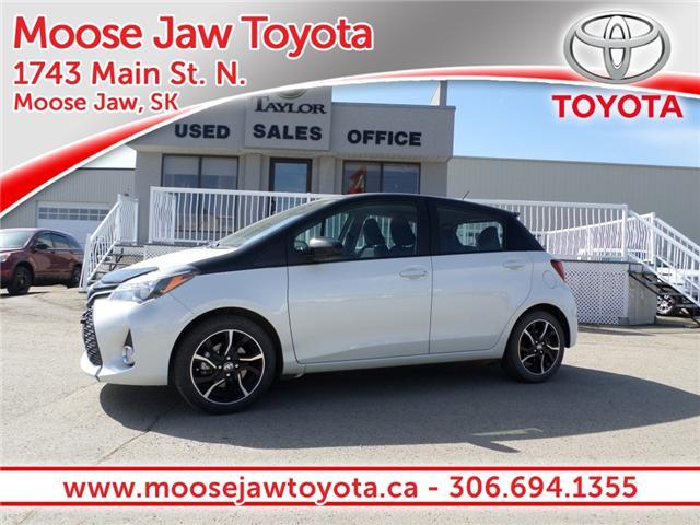 2016 Toyota Yaris SE (Stk: 6906) in Moose Jaw - Image 1 of 21