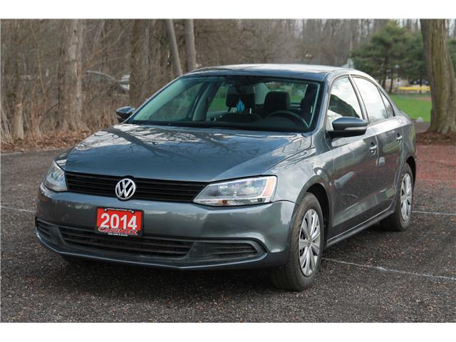 2014 Volkswagen Jetta 2.0L Comfortline (Stk: 1803126) in Waterloo - Image 1 of 24