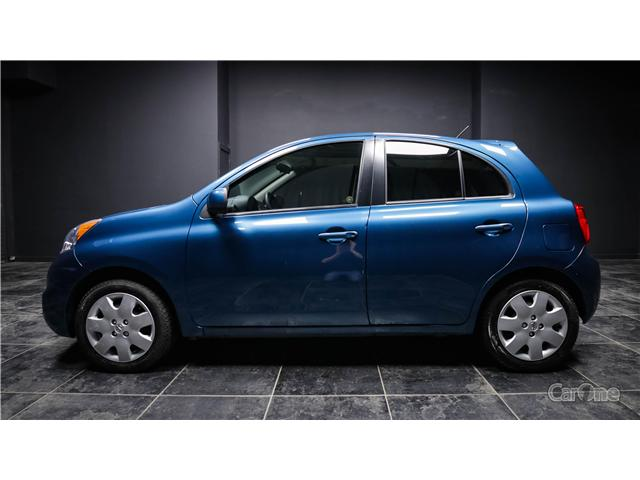 2015 Nissan Micra SV (Stk: 18-249A) in Kingston - Image 1 of 27