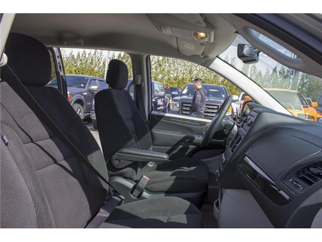 2017 Dodge Grand Caravan CVP/SXT (Stk: AG0758) in Abbotsford - Image 17 of 24