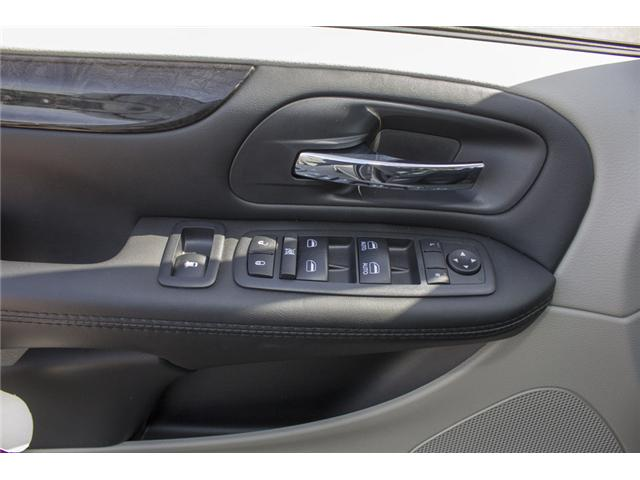 2017 Dodge Grand Caravan CVP/SXT (Stk: AG0758) in Abbotsford - Image 18 of 24