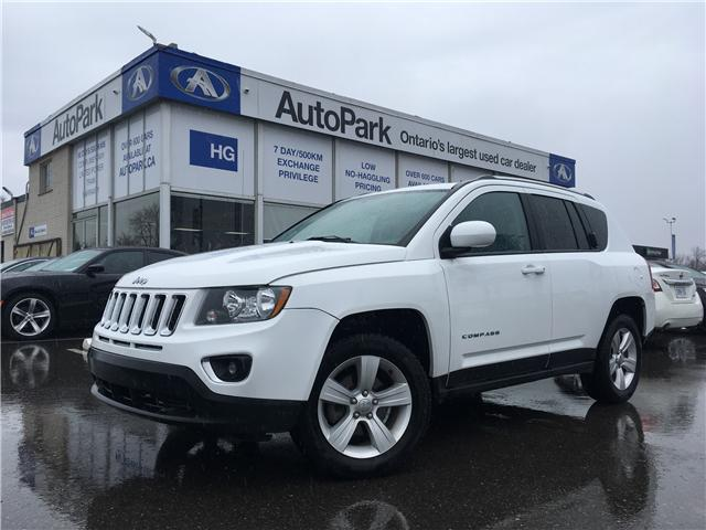 2016 Jeep Compass  (Stk: 16-33539) in Brampton - Image 1 of 23