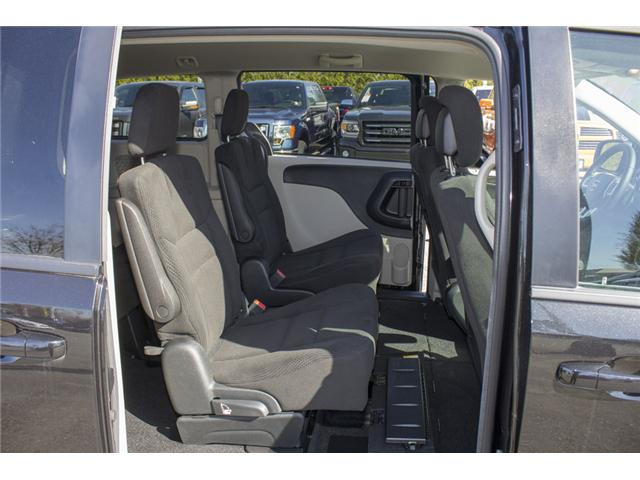 2017 Dodge Grand Caravan CVP/SXT (Stk: AG0744) in Abbotsford - Image 15 of 26