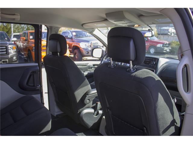 2017 Dodge Grand Caravan CVP/SXT (Stk: AG0744) in Abbotsford - Image 16 of 26