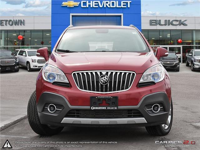 2014 Buick Encore Leather (Stk: 27066) in Georgetown - Image 2 of 27