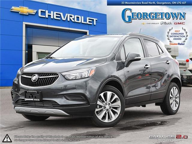 2018 Buick Encore Preferred (Stk: 27145) in Georgetown - Image 1 of 27