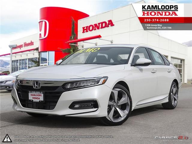 2018 Honda Accord Touring (Stk: N13728) in Kamloops - Image 1 of 25