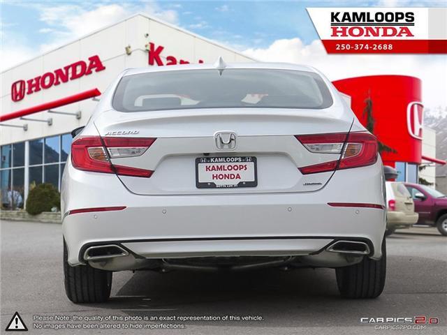 2018 Honda Accord Touring (Stk: N13728) in Kamloops - Image 4 of 25