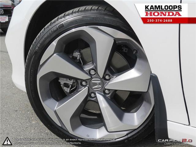 2018 Honda Accord Touring (Stk: N13728) in Kamloops - Image 6 of 25