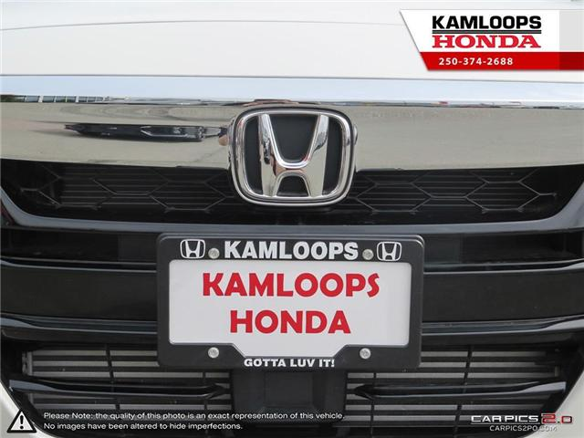 2018 Honda Accord Touring (Stk: N13728) in Kamloops - Image 9 of 25