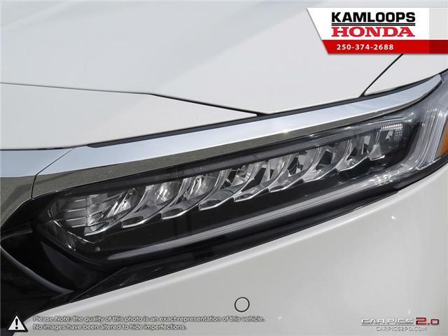 2018 Honda Accord Touring (Stk: N13728) in Kamloops - Image 10 of 25