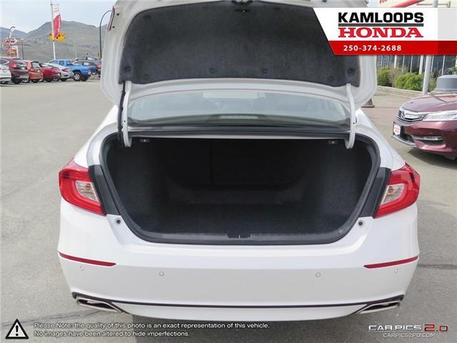 2018 Honda Accord Touring (Stk: N13728) in Kamloops - Image 11 of 25