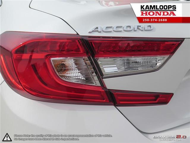 2018 Honda Accord Touring (Stk: N13728) in Kamloops - Image 12 of 25