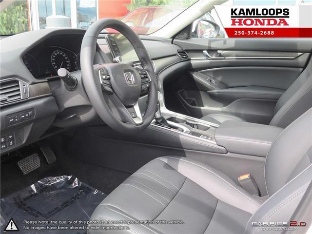 2018 Honda Accord Touring (Stk: N13728) in Kamloops - Image 13 of 25