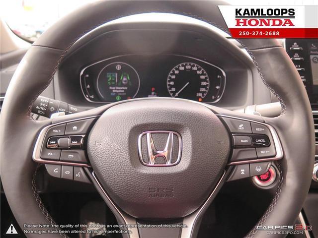 2018 Honda Accord Touring (Stk: N13728) in Kamloops - Image 14 of 25