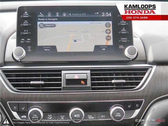 2018 Honda Accord Touring (Stk: N13728) in Kamloops - Image 18 of 25