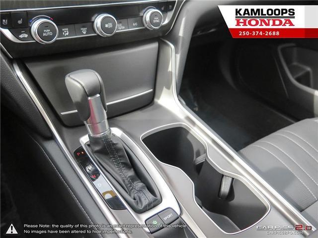 2018 Honda Accord Touring (Stk: N13728) in Kamloops - Image 19 of 25