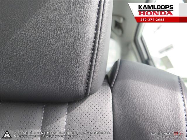 2018 Honda Accord Touring (Stk: N13728) in Kamloops - Image 21 of 25