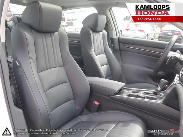 2018 Honda Accord Touring (Stk: N13728) in Kamloops - Image 22 of 25