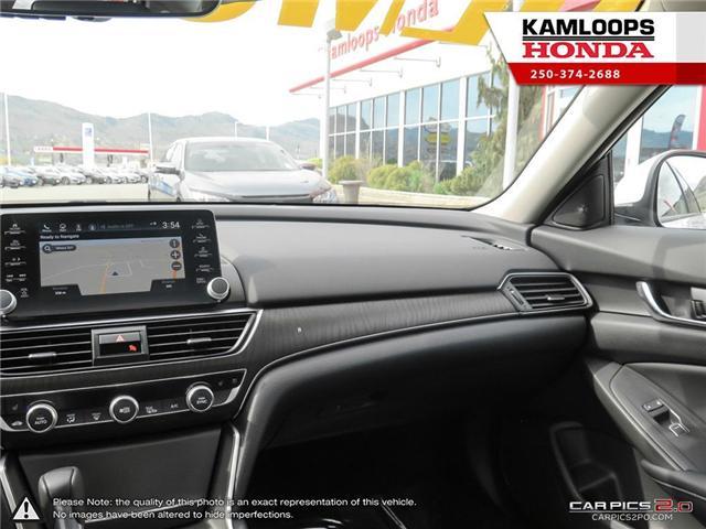 2018 Honda Accord Touring (Stk: N13728) in Kamloops - Image 25 of 25