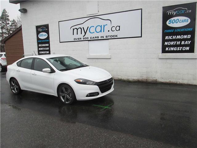 2014 Dodge Dart GT (Stk: 180525) in North Bay - Image 2 of 13