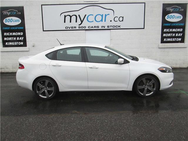 2014 Dodge Dart GT (Stk: 180525) in North Bay - Image 1 of 13