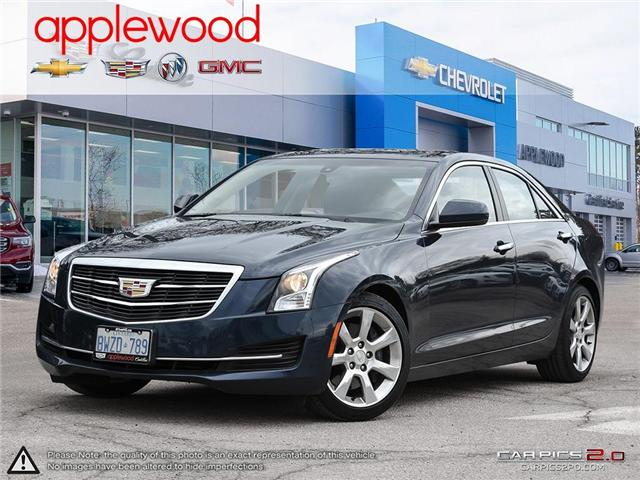2015 Cadillac ATS 2.0L Turbo (Stk: 8534C) in Mississauga - Image 1 of 27