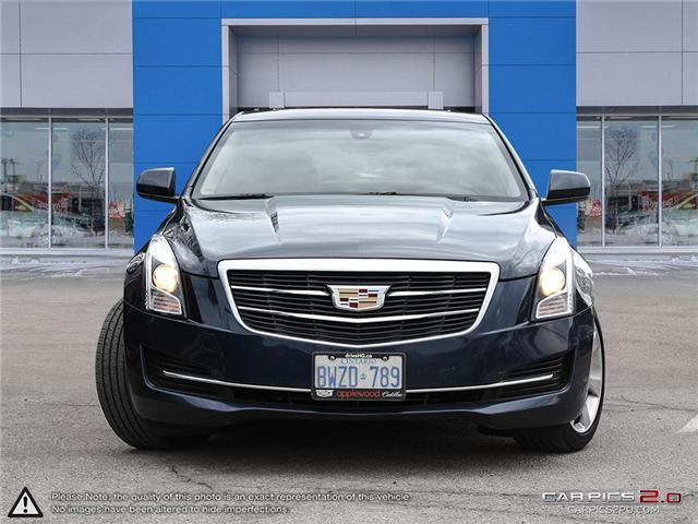 2015 Cadillac ATS 2.0L Turbo (Stk: 8534C) in Mississauga - Image 2 of 27