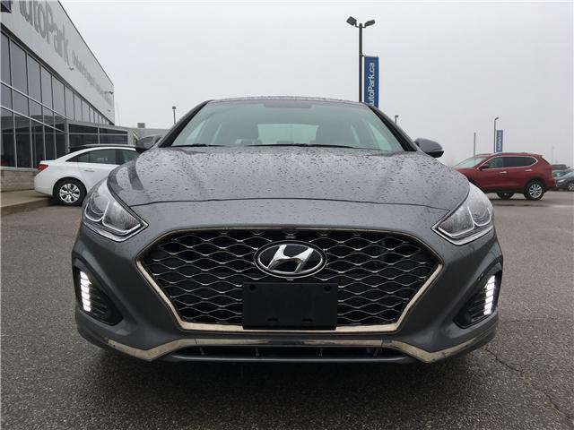 2018 Hyundai Sonata 2.4 Sport (Stk: 18-29550RJB) in Barrie - Image 2 of 23