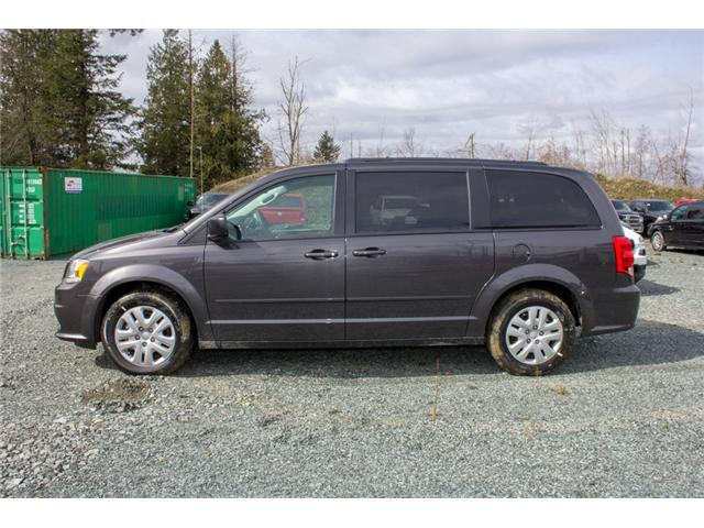 2017 Dodge Grand Caravan CVP/SXT (Stk: AG0752) in Abbotsford - Image 4 of 26