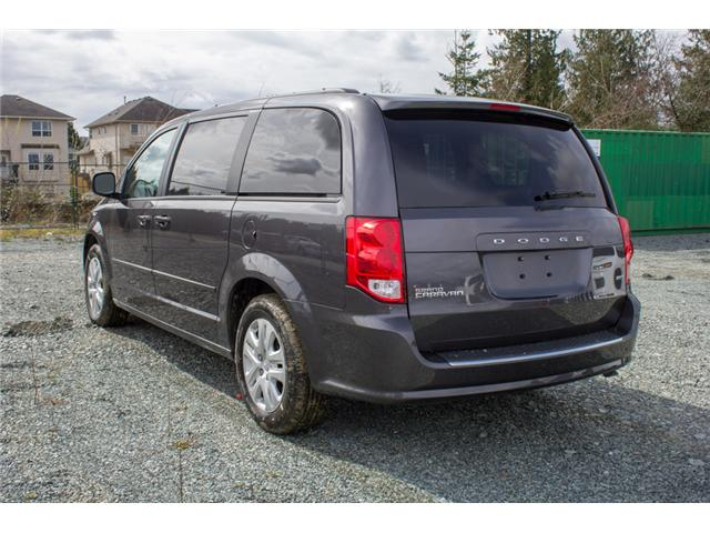 2017 Dodge Grand Caravan CVP/SXT (Stk: AG0752) in Abbotsford - Image 5 of 26