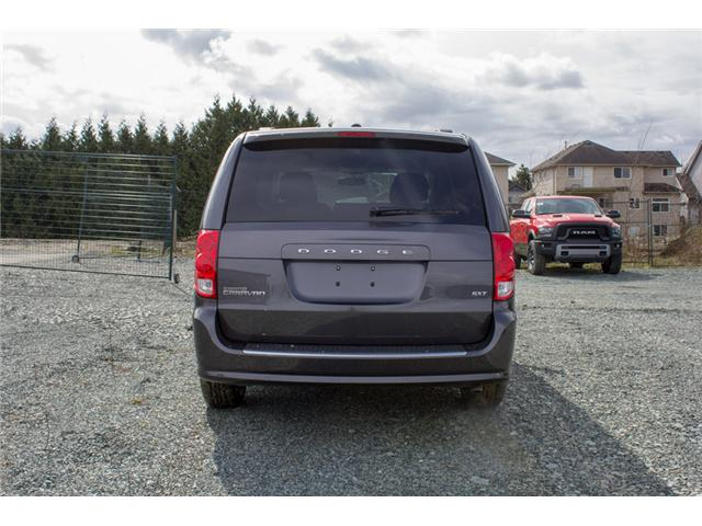 2017 Dodge Grand Caravan CVP/SXT (Stk: AG0752) in Abbotsford - Image 6 of 26