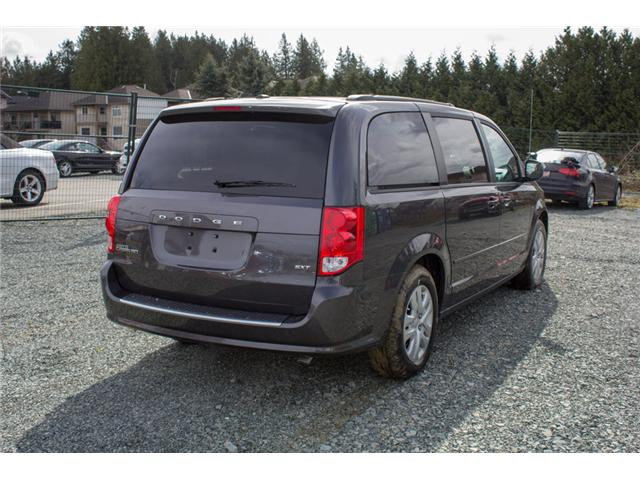 2017 Dodge Grand Caravan CVP/SXT (Stk: AG0752) in Abbotsford - Image 7 of 26