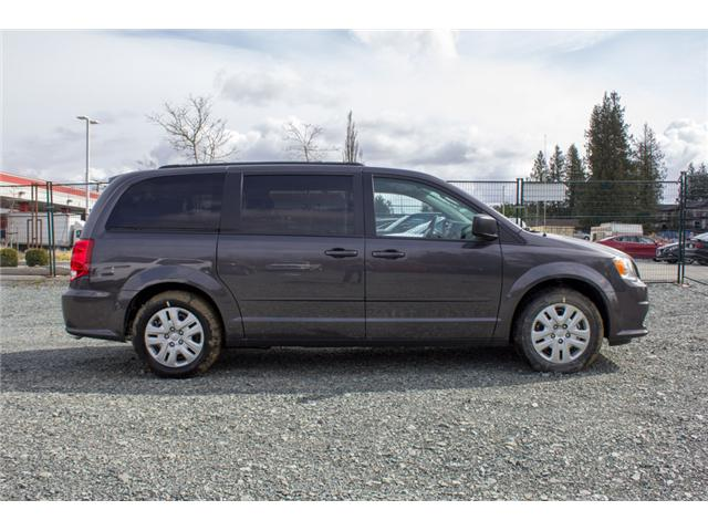 2017 Dodge Grand Caravan CVP/SXT (Stk: AG0752) in Abbotsford - Image 8 of 26