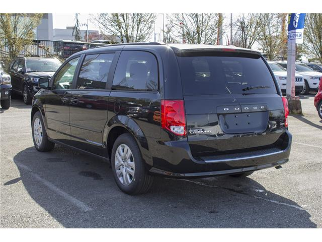 2017 Dodge Grand Caravan CVP/SXT (Stk: AG0751) in Abbotsford - Image 5 of 24
