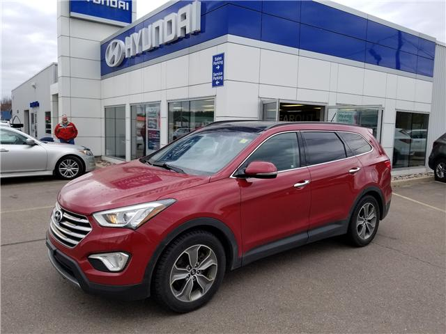 2013 Hyundai Santa Fe XL Luxury (Stk: 17663-1) in Pembroke - Image 1 of 1