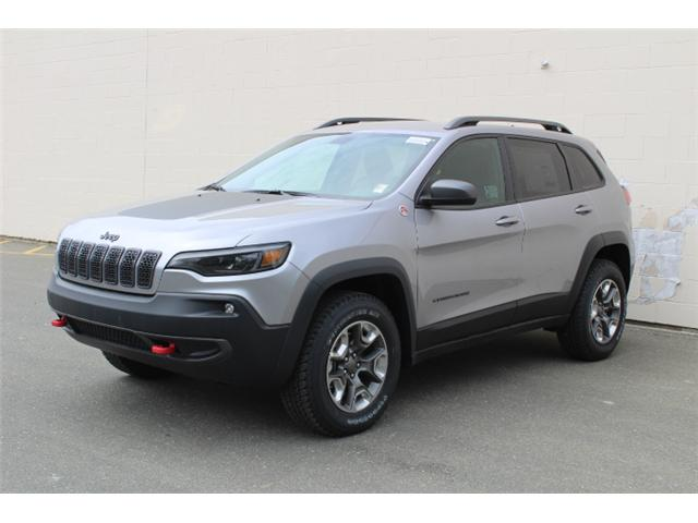2019 Jeep Cherokee Trailhawk (Stk: D107786) in Courtenay - Image 2 of 30