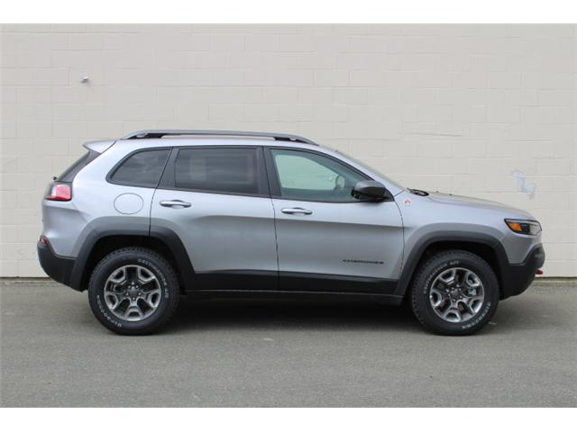 2019 Jeep Cherokee Trailhawk (Stk: D107786) in Courtenay - Image 26 of 30
