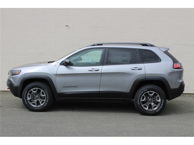 2019 Jeep Cherokee Trailhawk (Stk: D107786) in Courtenay - Image 28 of 30