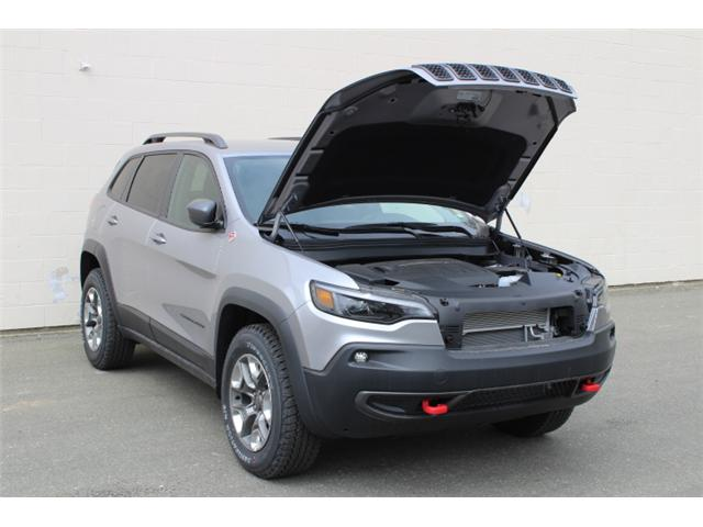 2019 Jeep Cherokee Trailhawk (Stk: D107786) in Courtenay - Image 29 of 30