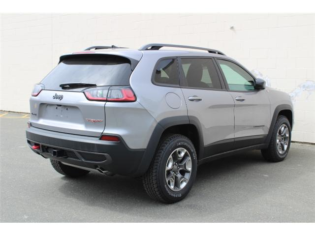 2019 Jeep Cherokee Trailhawk (Stk: D107786) in Courtenay - Image 4 of 30