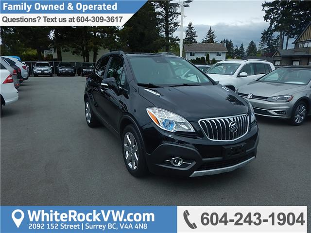 2014 Buick Encore Premium (Stk: JA546737A) in Surrey - Image 1 of 24