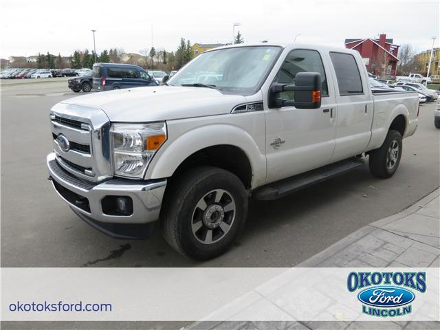 2016 Ford F-350 Lariat (Stk: J-572A) in Okotoks - Image 1 of 21