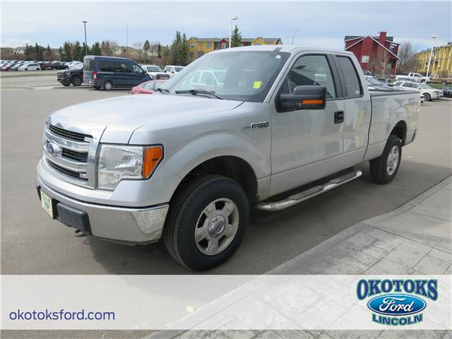2013 Ford F-150 XLT (Stk: TR83047) in Okotoks - Image 1 of 18