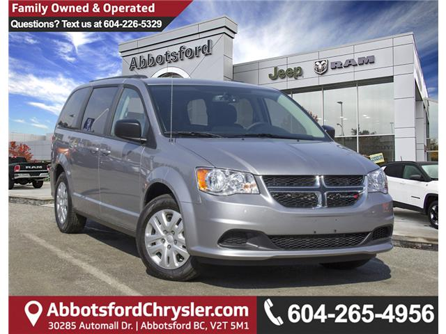 2017 Dodge Grand Caravan CVP/SXT (Stk: AG0749) in Abbotsford - Image 1 of 24
